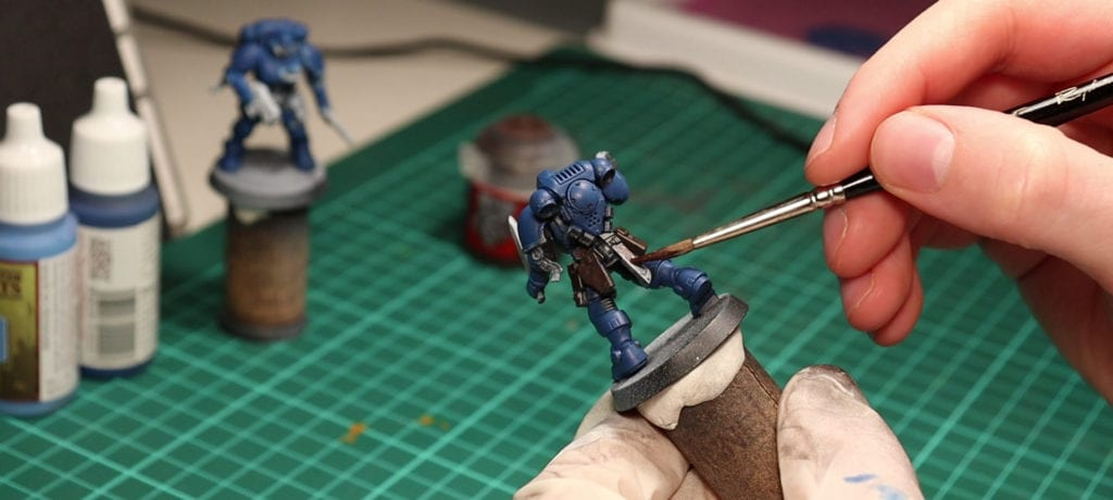 Washing Miniatures for Beginners