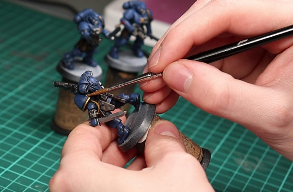 Highlighting Miniatures for Beginners